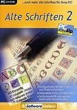 Software - Alte Schriften 2
