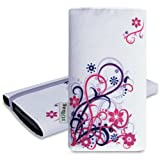 Pochette stilbag 'Mika' pour Samsung Galaxy Fame Lite-Design?: Blooming Rose