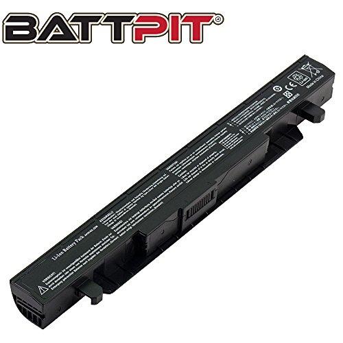 Battpit Batterie pour PC Portables ASUS A41N1424 ROG GL552 GL552J GL552JX GL552V GL552VW GL552VX...