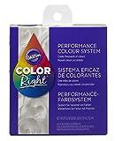 8 colorants liquides couleur vraies de Wilton