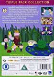 Ben and Hollys Triple Pack (Magic / Gaston / The Tooth Fairy) [DVD]