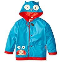 Skip Hop Zoo Raincoat Zoo Owl 5-6