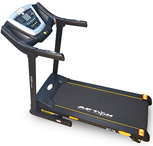 Afton Motorised Treadmill BT19 with Auto Lubrication and 3 Year Motor Warranty (service centres all over India)