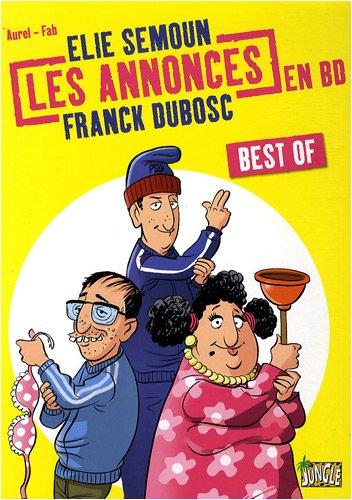 Elie Semoun- Franck Dubosc Les annonces en BD : Best of