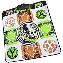 Generic Non-Slip Dance Revolution DDR Dancing Pad Mat Compatible for Microsoft Xbox 360 PC Game [Importación Inglesa]