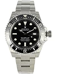 ROLEX SEA-DWELLER 4000 STAINLESS STEEL WATCH 116600 UNWORN WITH BOX/PAPERS