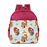 Best Skip Hop Items For Toddlers - The Cute Owls School Bag Kids Backpack Pre Review