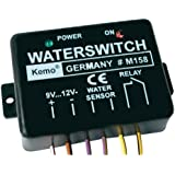 Module avertisseur de présence d'eau Kemo M158 (kit monté) 9 - 12 V/DC Puissance de sortie: 25 V/DC - 3 A 1 pc(s)