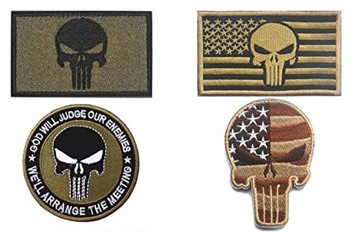 Outdoor BF Tactical USA Flagge Patch Flag 17 - Outdoor-flagge