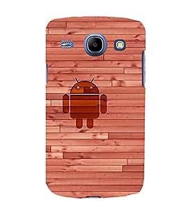 printtech Android Wooden Pattern Back Case Cover for Samsung Galaxy E7 / Samsung Galaxy E7 E700F