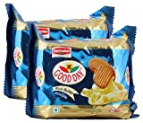 #9: Easy Day Combo - Britannia Good Day Rich Butter, 150g (Pack of 2) Promo Pack