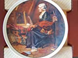 "Norman Rockwell ""Reflections"" Mother's Day Collector Plate"