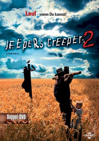 STUDIOCANAL Jeepers Creepers 2 (2 DVDs)
