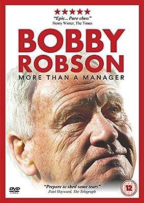 Bobby Robson [DVD]