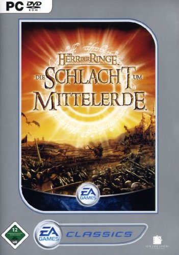 Der Herr der Ringe - Schlacht um Mittelerde  - EA Classics (Electronic Arts) - Classic-serie Pc