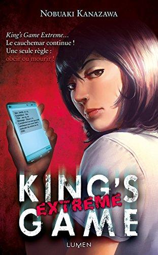 King's Game Extreme par Nobuaki Kanazawa
