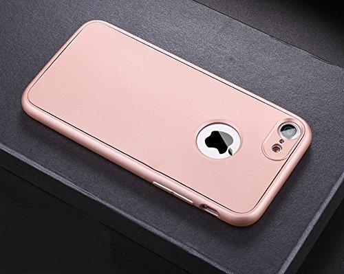 IPhone 6S Plus HulleiPhone 6 360 Grad HulleSainCat TPU Silikon Hulle Fur Thin Fit Komplettschutz