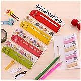 iDream Cute Sticker School Supplies Memo Mini Sticky Notes Pad (Pack of 4)