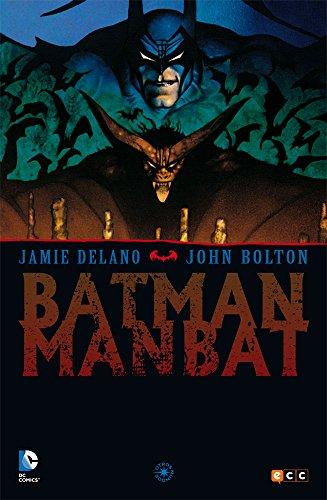 Batman: Manbat por Jamie Delano