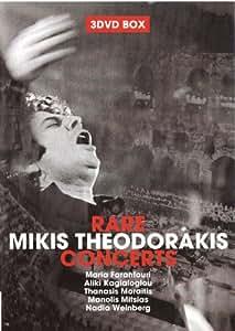 Theodorakis Mikis - Rare concerts (3DVD BOX SET 2013)