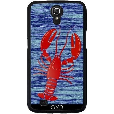 Custodia in silicone per Samsung Galaxy Mega 6.3 - Aragosta by (Lobster Personalizzato)