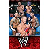 Amscan 137 x 243cm WWE Paper Table Covers