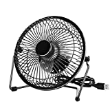 USB Mini Student Kleine Schlafsaal Schlafzimmer Bett Bett Home Office Große Wind Portable Desktop Fan