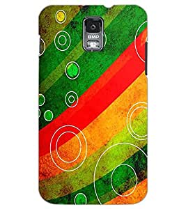SAMSUNG GALAXY S5 PATTERN Back Cover by PRINTSWAG
