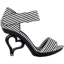 Mostrar historia 20 colores flor desmontable tobillo correa novia sandalias zapatos de boda, SM33101