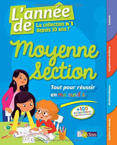 L'année de Moyenne Section par Ginette Grandcoin-Joly