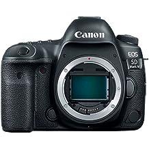 Canon EOS 5D Mark IV CUERPO (30 Mpx - Dual Pixel Raw - Pantalla táctil - 7fps)
