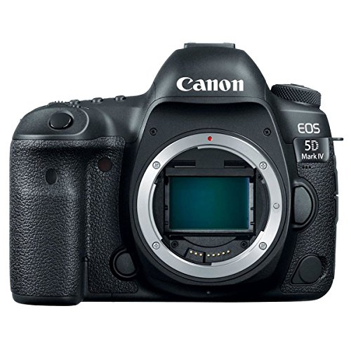 Canon EOS 5D MARK IV 1483C025 Digitalkamera (30,4 MP, 8,1 cm (3,2 Zoll) Display mit Touchscreen, WLAN mit NFC) schwarz