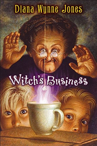 Witch's Business (Chrestomanci Books)