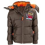 Dress-O-Mat Jungen Winterjacke Steppjacke Jacke Cars Gr 98 3 J