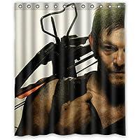 Great Design Daryl Dixon Custom Shower Curtain