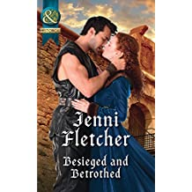 Besieged And Betrothed (Mills & Boon Historical) (English Edition)