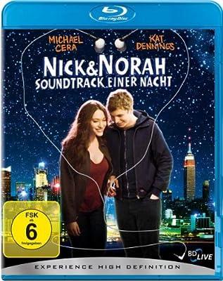 Nick & Norah - Soundtrack einer Nacht [Blu-ray]
