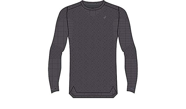 Asics Seamless LS T Shirt Course à Pied SS19: