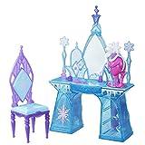 Disney Frozen Frisiertisch-Set mit Schneeglitzer