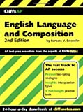 English Language and Composition (CliffsAP) by Barbara V. Swovelin (2000-12-19)