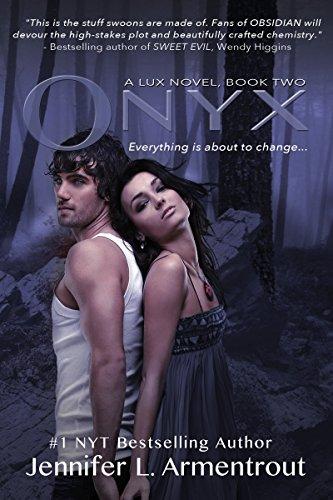 Onyx (A Lux Novel)