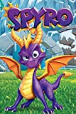 Best ACTIVISION Posters - Close Up Spyro Poster Reignited Trilogy Review