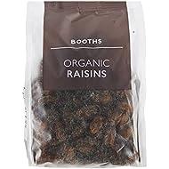 Booths Organic Raisins, 250 g