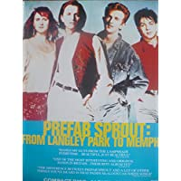 Prefab Sprout - From Langley Park to Memphis - Mounted Poster