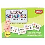 Krazy Shapes - Flash Cards