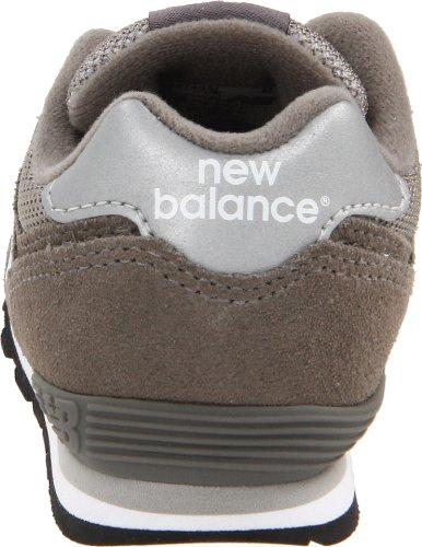 New Balance - unisex-baby 574 Infant Classic Shoes Grey
