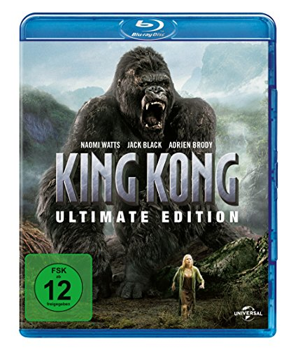 King Kong - Ultimate Edition (+ Bonus-Disc) [Blu-ray]