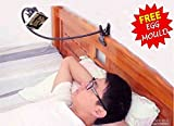 #4: Lazy Flexible Mount Mobile Holder with Snake Style Stand with free stainless steel egg mould inside gift..
