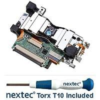Neu - Sony PS3 Laser (KES-410A/ KES-410ACA/ KEM-410A/ KEM-410ACA) + Nextec® Torx T10 Security Schraubendreher