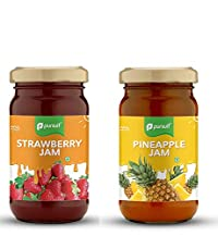 Pursuit Strawberry and Pineapple Jam (Set of 2)